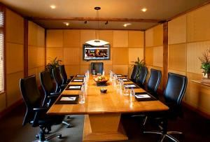 Board Room, Willows Lodge, Woodinville