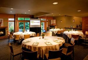 Sammanish Ballroom - One, Willows Lodge, Woodinville