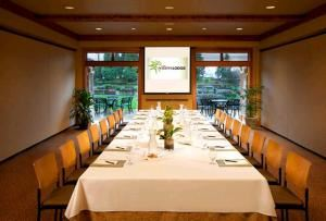 Sammanish Ballroom - Two, Willows Lodge, Woodinville