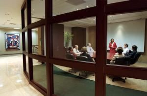 Large Conference Room, Executive Office Center At Peabody Place, Memphis