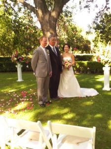 Temecula Valley Wedding Officiant, Murrieta