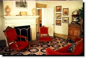 Parlor-Bentley House, Green Gate Village Historic Inn, Saint George