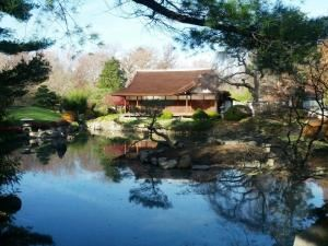 Entire Facility, Shofuso Japanese House And Garden, Philadelphia