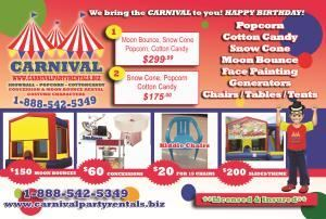 Kids Party Deal!, Carnival Party Rentals, Randallstown