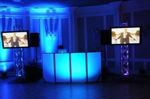 Alex Productions, Totowa — We provide uplighting and plasma