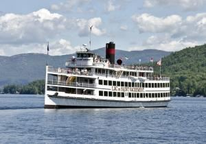 Lake George Steamboat Company, Lake George
