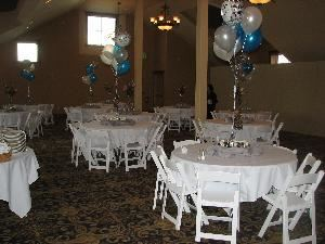 Banquet Room, The Bridges Golf & Country Club, Montrose