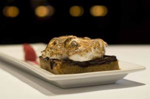 Dinner Package, Due Amici, Columbus — s'more napoleon