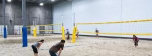 1-2 Courts, 6Pack Indoor Beach Centre, Richmond