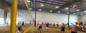 3-5 Courts, 6Pack Indoor Beach Centre, Richmond