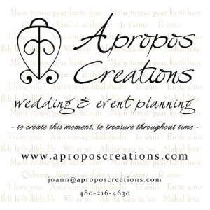 Apropos Creations, LLC, Chandler