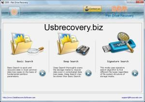 USB recovery