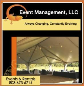 Event Management, LLC, West Columbia
