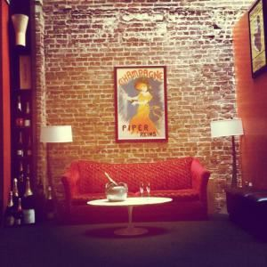 The Barbarossa Lounge San Francisco