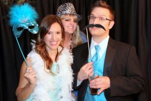 Photo Booth w/ Props, Album & DVD Included!, Best Choice DJ & Photo Booth, Mentor