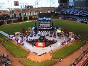 The Field, Houston Astro's Conference Center at Minute Maid Park, Houston