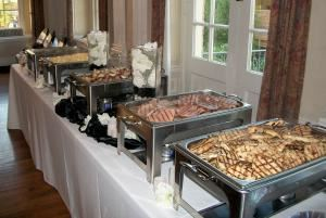 Breakfast from the Black-eyed Pea (starting at $5.75 per person), Black Eyed Pea Catering, Arlington