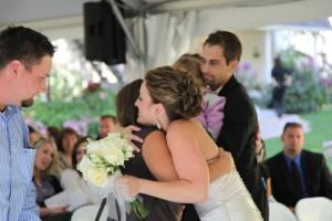 Late Afternoon Wedding Package starting at $1600, Trellis Outdoor Wedding Ceremonies, Stillwater