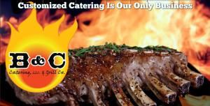 B & C Catering and Grill Company, Reeds — Thank you for considering us for your upcoming event. We are a full service caterer offering complete event and party planning in Southwest Missouri, Southeast Kansas and Northeast Oklahoma.