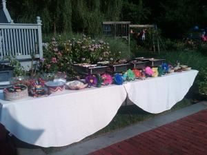 Fajita Fiesta Package, Blue Moon Mexican Cafe Catering, Wyckoff