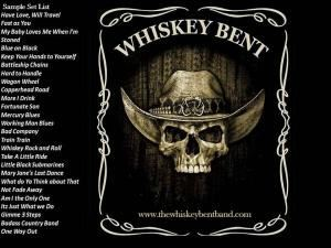 Whiskey Bent Band