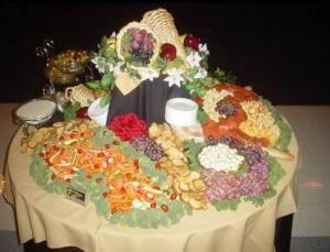 Wedding Buffet Royale Package, Raymond's Catering, Blue Bell