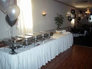 Grand Royale Wedding Package, Raymond's Catering, Blue Bell