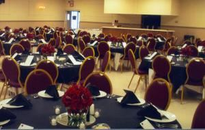 Banquet Room Rental Package, West Deer Banquet Hall, Cheswick