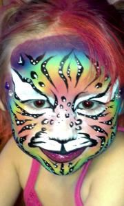 Another Pretty Face~Face & Body Art