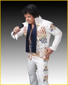 45 Minute Elvis Show Package, John King - Wedding Officiant, Phoenix