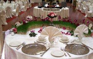 Socials - Baptism, Anniversary Socials Package, Red Rose Convention Centre, Mississauga