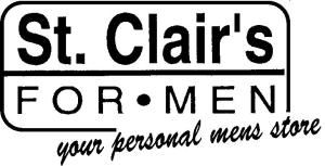 St. Clair'sfor Men