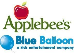 Character Birthday's, Applebee's - Yonkers, Yonkers — Blue Balloon Party