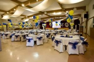 Saturday Venue Rental (up to 250 guests), Shrine Event Center, Livermore