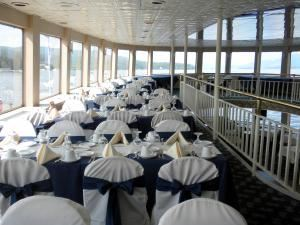 Diamond Wedding Package, Lake George Steamboat Company, Lake George