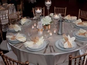 Gold Reception Package (starting at $36 per person), Pi Banquet Hall, Southfield