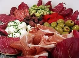 Tour of Italy Catering Menu, Event Catering Services, Huntersville