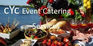 On or Off the Lake Menu - Heavy Hors d'oeuvres, Event Catering Services, Huntersville — On the Lake