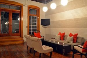 Daytime Rental Package, Coze Event Space, Atlanta — Cozy and comfy lounge area to relax during your event.