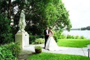 Lakeside Point Garden, Albin Polasek Museum & Sculpture Gardens, Winter Park