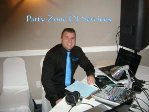 Standard Party Package, Party Zone DJ Services, St John's