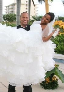 Wedding Day Services , Joyful Nuptials, Miami