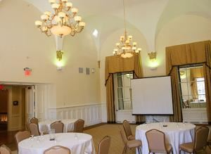 Ballroom B, The University Club At The University Of Pittsburgh, Pittsburgh