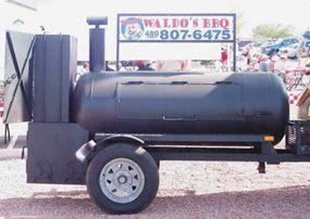 Whole Pig Roast, Waldo's BBQ, Mesa