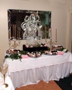 Silver Menu Package, Lakeside Reflections Banquet and Catering Facility, Jeffersonville