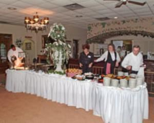 GOLD Menu Package, Lakeside Reflections Banquet and Catering Facility, Jeffersonville