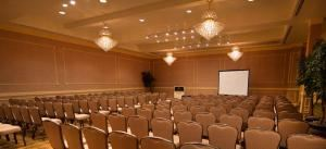 Day Meeting Packages Starting at $99 per person, The Wilshire Grand Hotel, West Orange — The Regency Room - 2,000 square feet of space - our most versatile banquet and meeting room.
