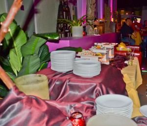 Buffet Display Package, Dapur Asian Tapas and Lounge, Fort Lauderdale