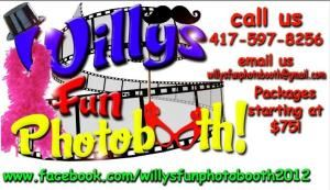 Willys Fun Photobooth