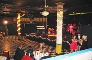Venue Rental (Friday & Saturday), Stop 345, Memphis